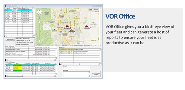 route management software